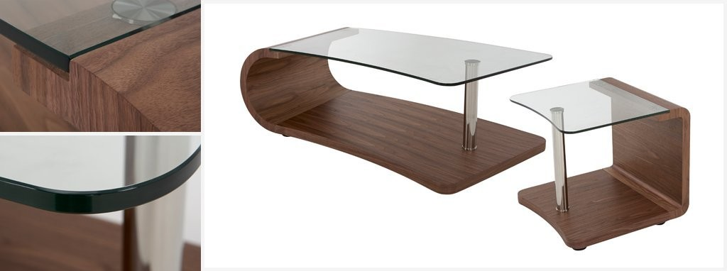 curve coffee table | dfs