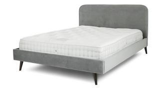 Dahlia Small Double Bedframe