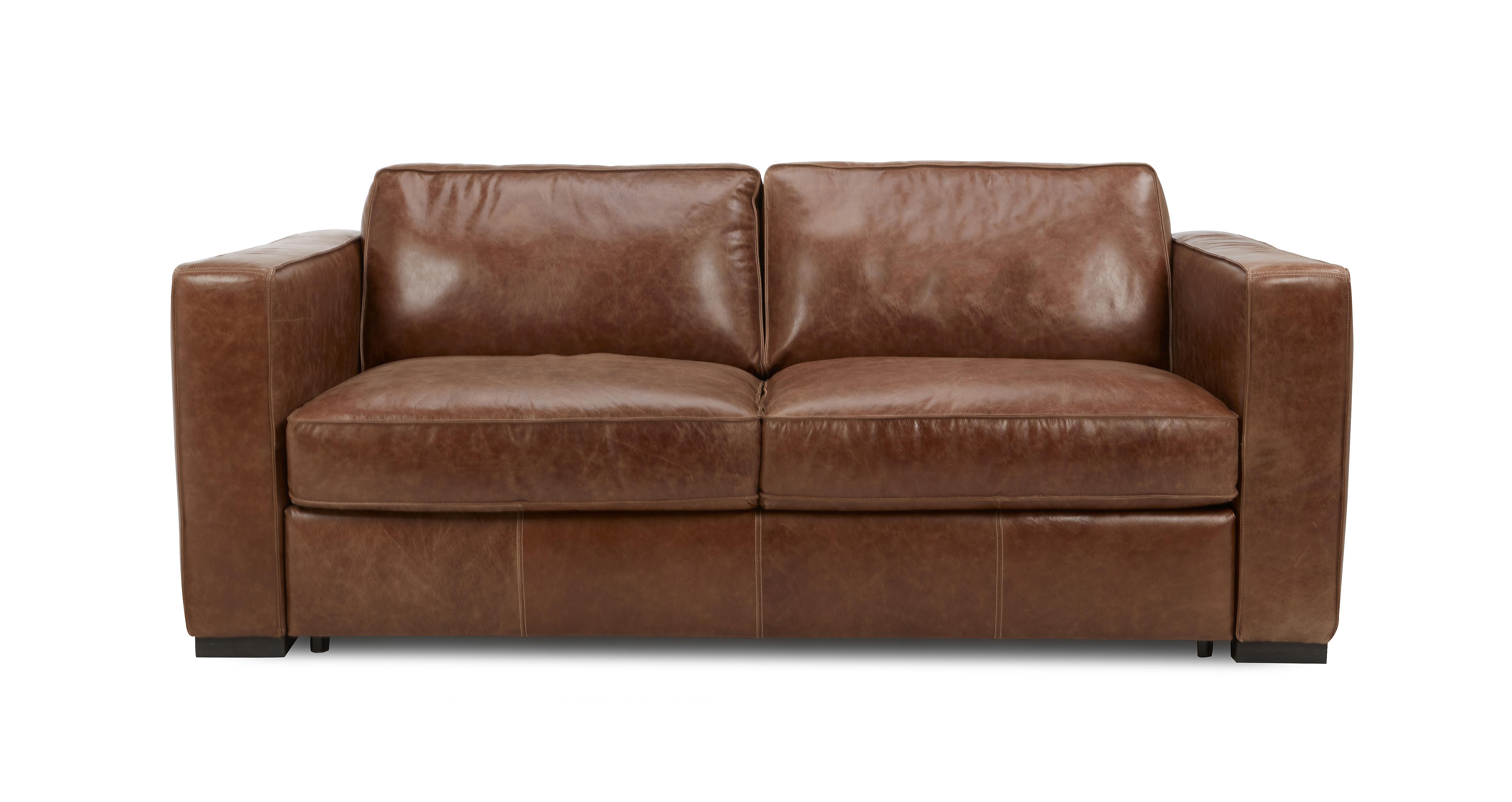Dakota 3 seater sofa bed fargo contrast dfs ireland for Sofa bed ireland