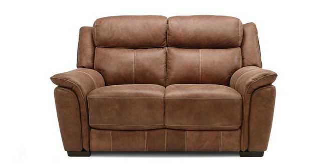 Awe Inspiring Dallas 2 Seater Sofa Uwap Interior Chair Design Uwaporg