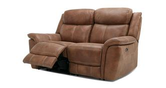 Dallas 2 Seater Power Plus Recliner