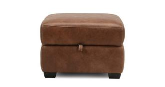 Dallas Storage Footstool