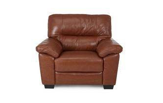 Leather and Leather Look Armchair