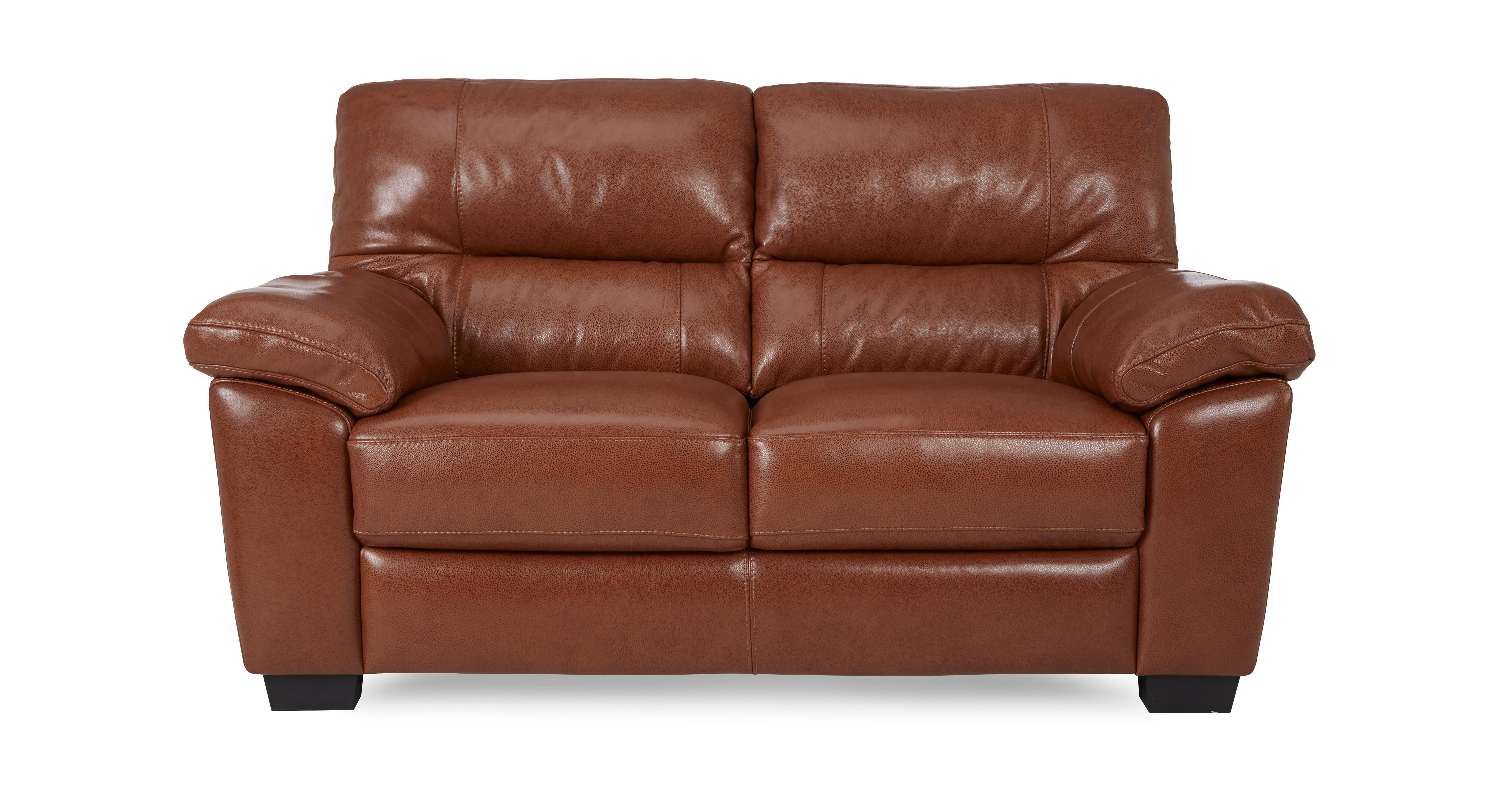 Brandy Leather Sofa hmmi