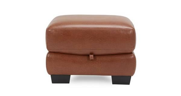 Dalmore Storage Footstool