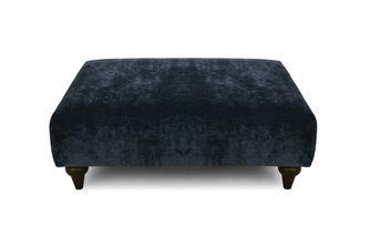 Plain Banquette Footstool