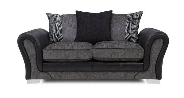 Darcey Large 2 Seater Pillow Back Deluxe Sofa Bed