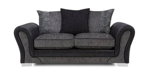 Darcey Large 2 Seater Pillow Back Supreme Sofa Bed