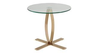Darcia Lamp Table