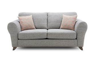 Formal Back Large 2 Seater Sofa