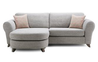 Formal Back 4 Seater Lounger Sofa