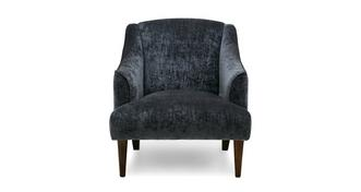 Darwin Crush Accent Chair