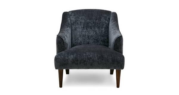 Darwin Crush Accent Chair