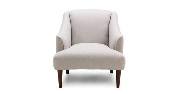 Darwin Plain Accent Chair