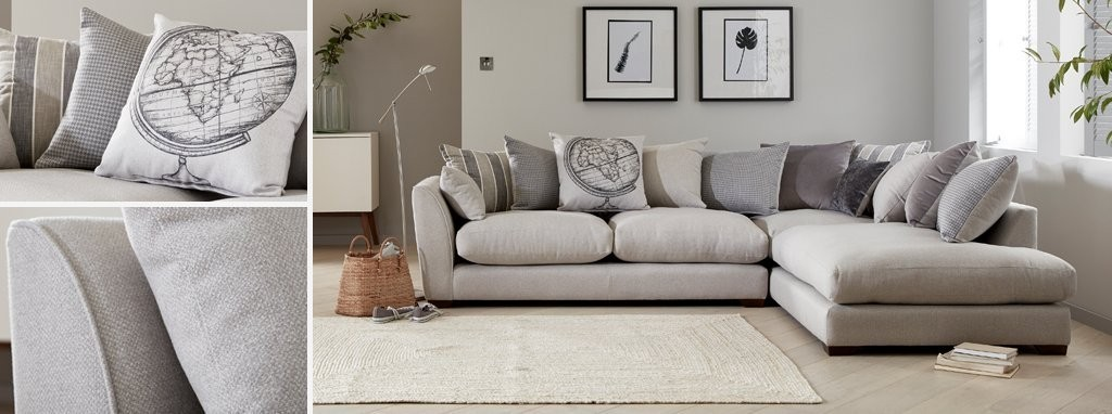 Darwin Large Sofa Atlas | DFS