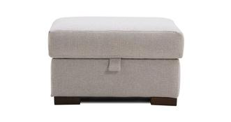 Darwin Plain Storage Footstool