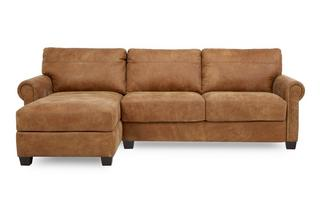 Bank met links eenzijdige chaise Outback