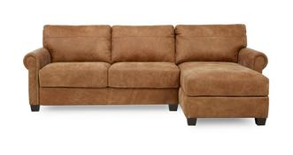 Davenport Right Hand Facing Chaise Sofa