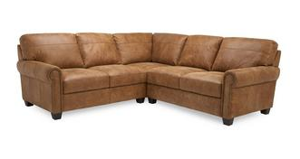 Davenport 2 Piece Corner Sofa