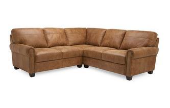 2 Piece Corner Sofa