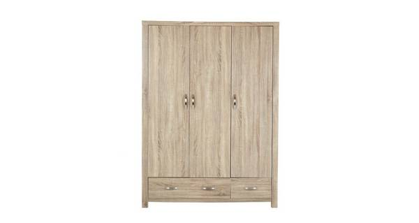 Daxon 3 Door Wardrobe