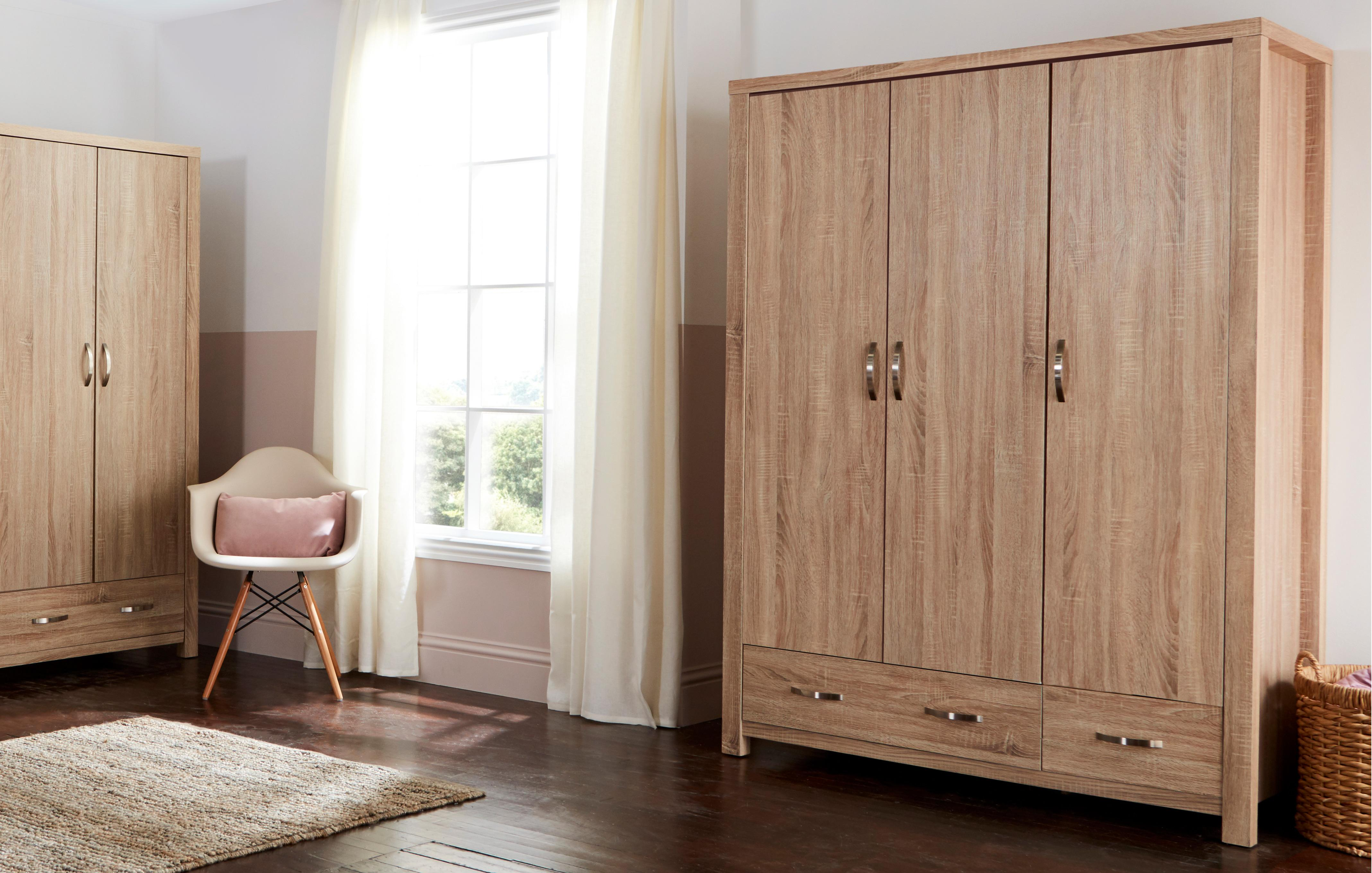 Wardrobes For Your Bedroom In A Range Of Styles | DFS Ireland for Wardrobe Front View  45hul