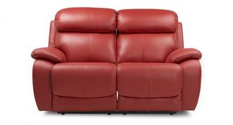 Daytona 2-zitter handbediende recliner