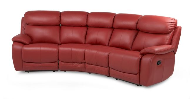 4 Seater Leather Sofa Recliner Www Gradschoolfairs Com