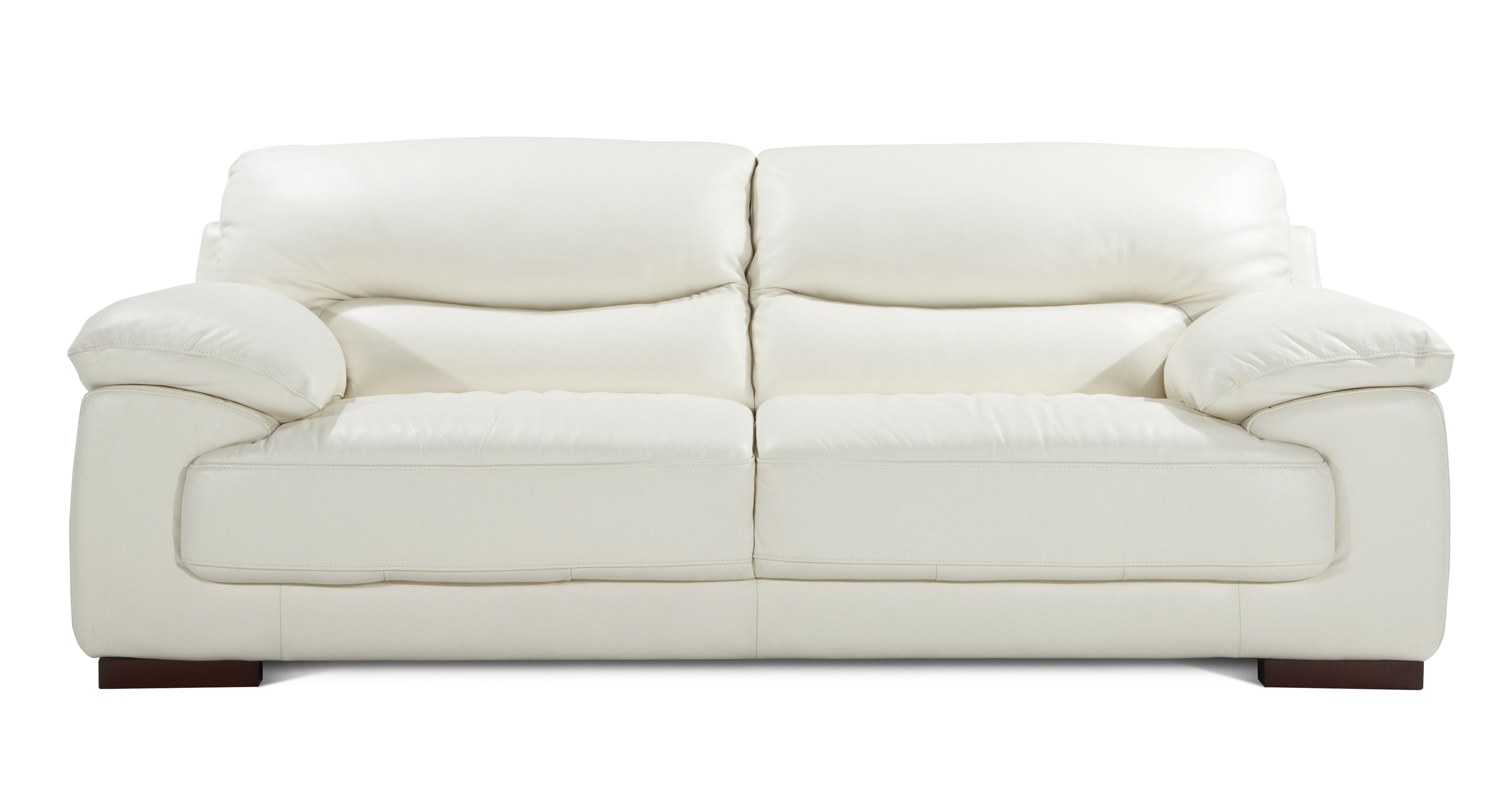 Dazzle 3 Seater Sofa Nevada Dfs Ireland ~ Pure Leather Sofa Price