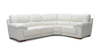 Dazzle Left Hand Facing Corner Sofa