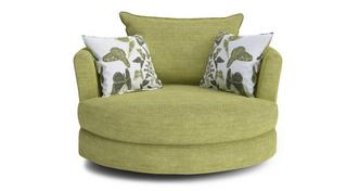 Delight Large Swivel Chair