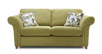 Delight 2 Seater Formal Back Sofa Bed