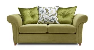 Delight 2 Seater Pillow Back Sofa Bed