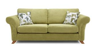 Delight 3 Seater Formal Back Sofa