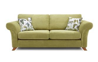 3 Seater Formal Back Sofa Escape