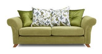 Delight 3 Seater Pillow Back Sofa