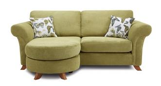 Delight 3 Seater Formal Back Lounger Sofa