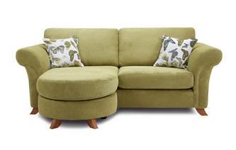3 Seater Formal Back Lounger Sofa Escape