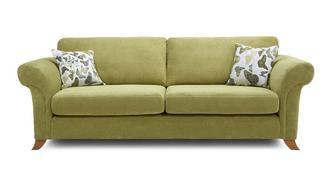Delight 4 Seater Formal Back Sofa