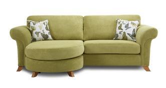 Delight 4 Seater Formal Back Lounger Sofa