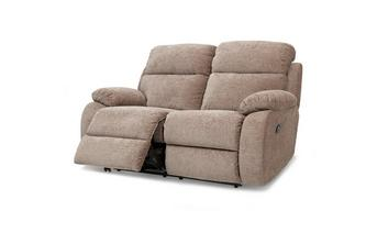 2 Seater Manual Recliner Devon