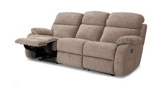 Devon 3 Seater Manual Recliner