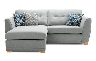 4 Seater Lounger Sofa Removable Arm