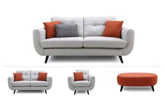 Large & Medium Sofa, Chair & Stool