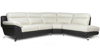 Dice Left Arm Facing Corner Sofa