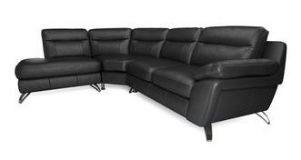 Dice Right Arm Facing Corner Sofa