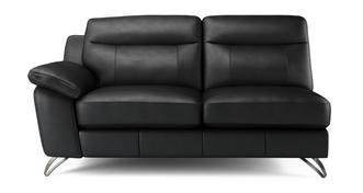 Dice 2 Seat Left Hand Facing Arm Unit