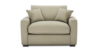 Dillon Smart Weave Snuggler Sofa Bed