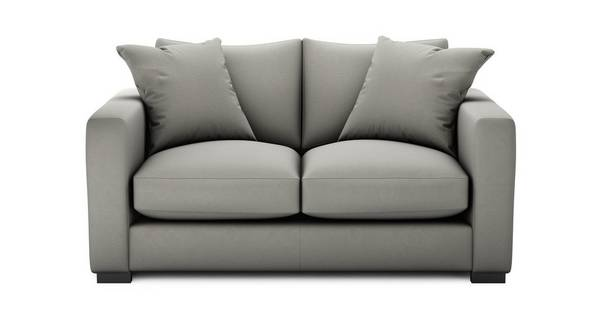 Dillon Soft Plain Extra Small Sofa