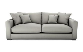 Soft Plain Large Sofa Dillon Soft Plain